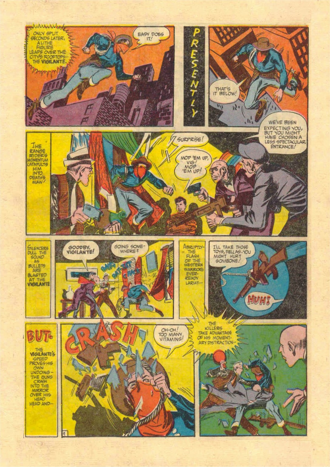 Read online Action Comics (1938) comic -  Issue #46 - 25