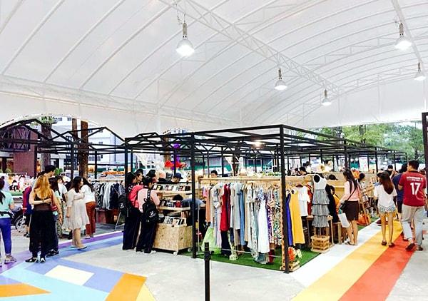 Greenway Market Hat Yai