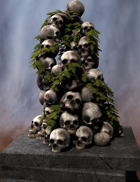 Skull Spires