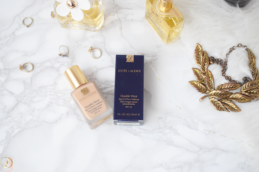 REVIEW: DOUBLE WEAR STAY-IN-PLACE MAKEUP, ESTEE LAUDER | DianeduSoleil
