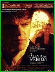 El talentoso Sr. Ripley (1999) | DVDRip Latino HD Mega 1 Link