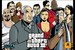 Grand Theft Auto III ISO PS2+Save Game 100%
