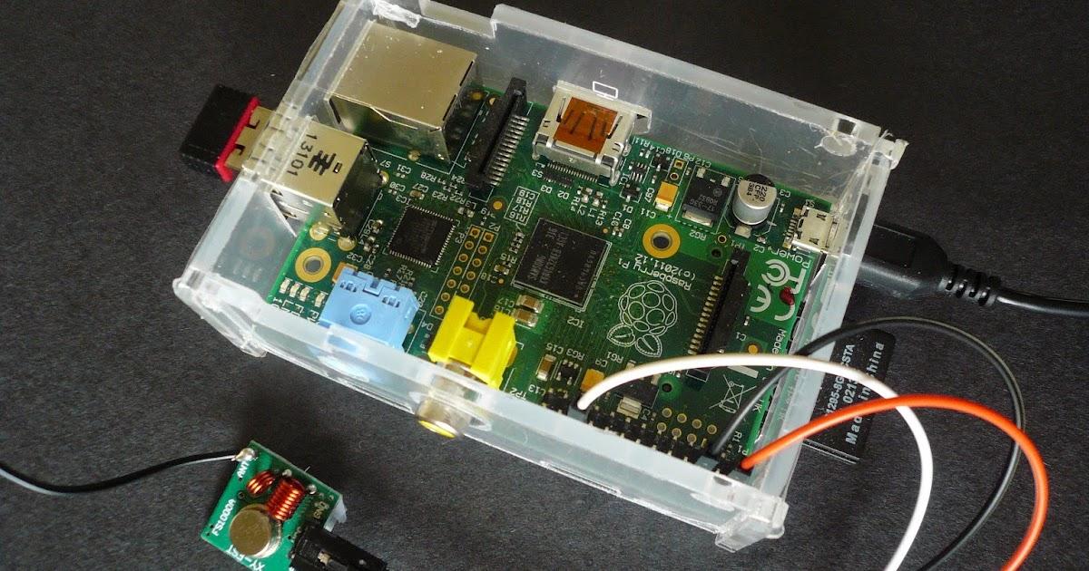 Module RF 433.92 Mhz émetteur raspberry récepteur pour montage avec arduino