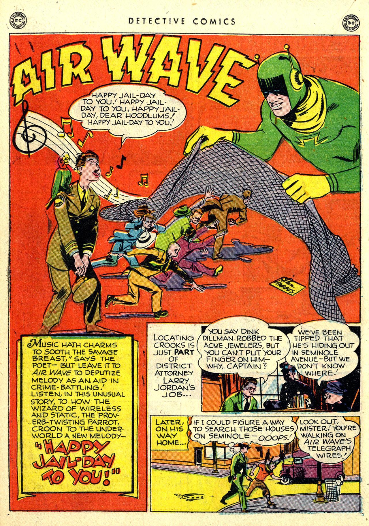 Read online Detective Comics (1937) comic -  Issue #121 - 24
