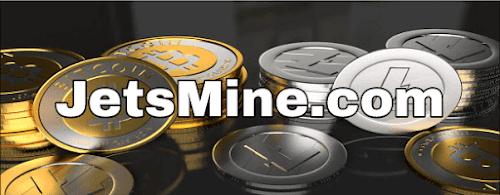 Cara mendapatkan Coin/Dollar & 10 Gh/s dari situs Jetsmine.com