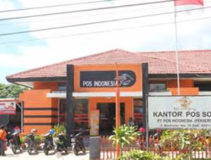 PT Pos Indonesia (Persero) - SMA, D3 Postman, Counter Officer Pos Indonesia December 2017