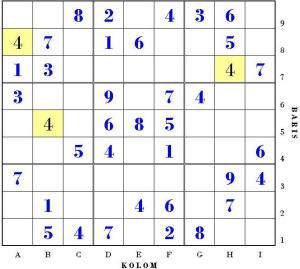 How to Play Sudoku Game for Beginners, Tips and Trick 6