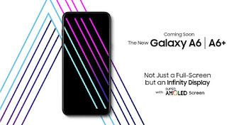 Samsung Reveals Specs of the Galaxy A6 and A6+ on its Official Website