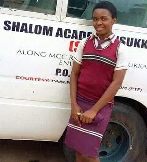 nigerian girl made 9as waec