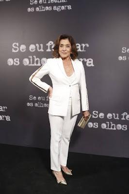Betty Faria é Hanna Wizoreck, dona do bordel da cidade, que esconde segredos de muitos habitantes de São Miguel