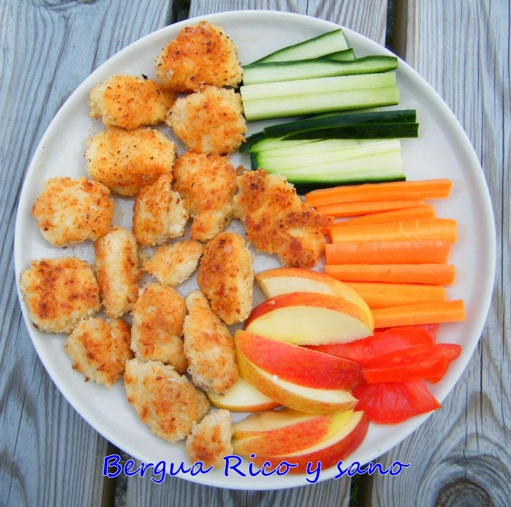 Comida r pida o basura hecha en casa la cocina de for Una comida rapida