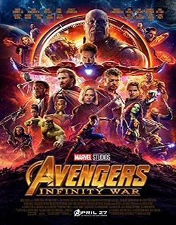 Los vengadores:Infinity War-Avengers