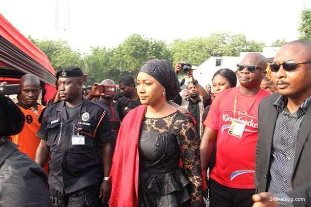 Photos: Samira Bawumia, Asiedu Nketia and more mourn at KABA funeral