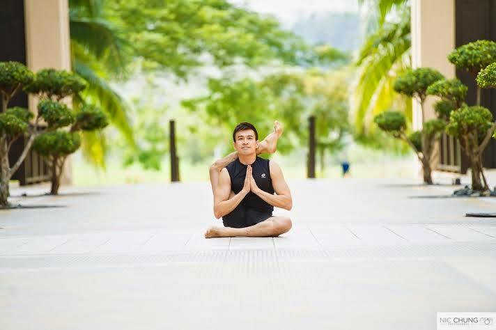 Yoga Spirit Festival Presenting James Wong Yoga Spirit Festival Malaysia 2014 Teacher Line Up