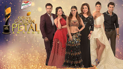 Golden Petal Awards 2017 Hindi Main Event WEB HD 480p 450mb
