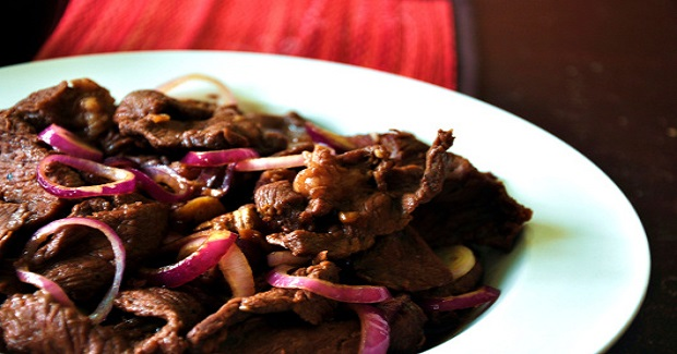 Carne Frita Recipe
