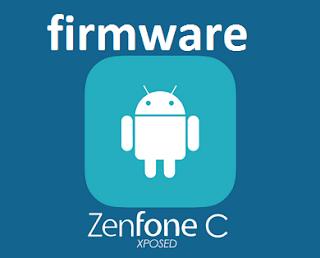 Firmware asus zenfone C terbaru