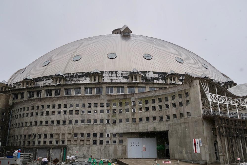 秋田市立体育館