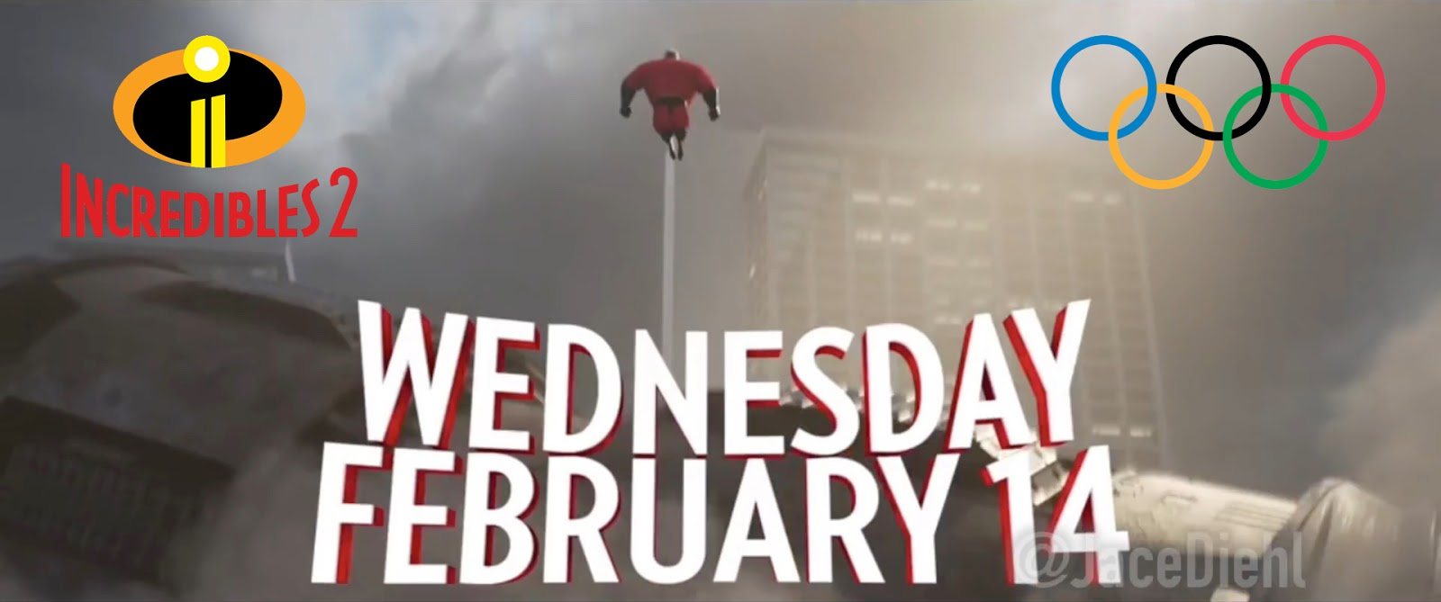 Special Look At Incredibles 2 Coming February 14 During