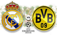 Hasil video Real Madrid vs Borussia Dortmund 01 Mei 2013