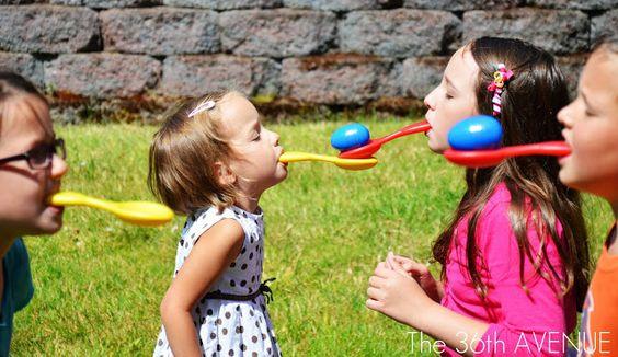 10 Juegos Para Disfrutar Al Aire Libre Mas Chicos