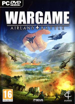 Wargame: Airland Battle PC Full Español