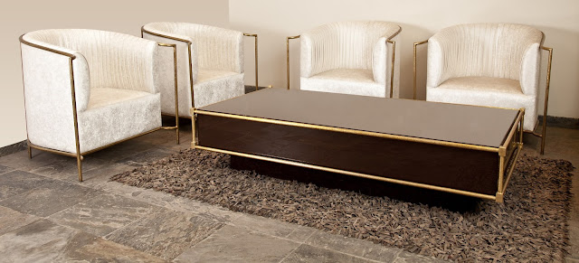 Opulent Sofa Settings by I' M center for applied arts