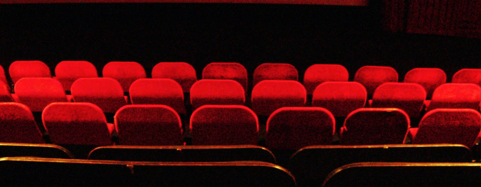 theater red seats