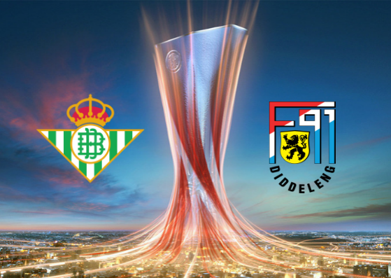 Real Betis vs F91 Dudelange - Highlights 04 October 2018
