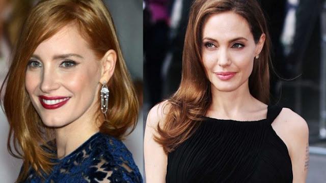 Guerra de diosas: Angelina Jolie o Jessica Chastain podrían ser parte de 'X-Men: Dark Phoenix'