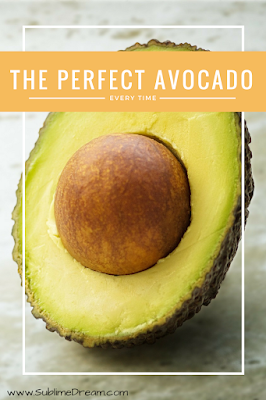 Tired of rotting avocados for favorite avocado recipes?  Learn How to pick a ripe avocado... every.single.time.  Save money and your dish!