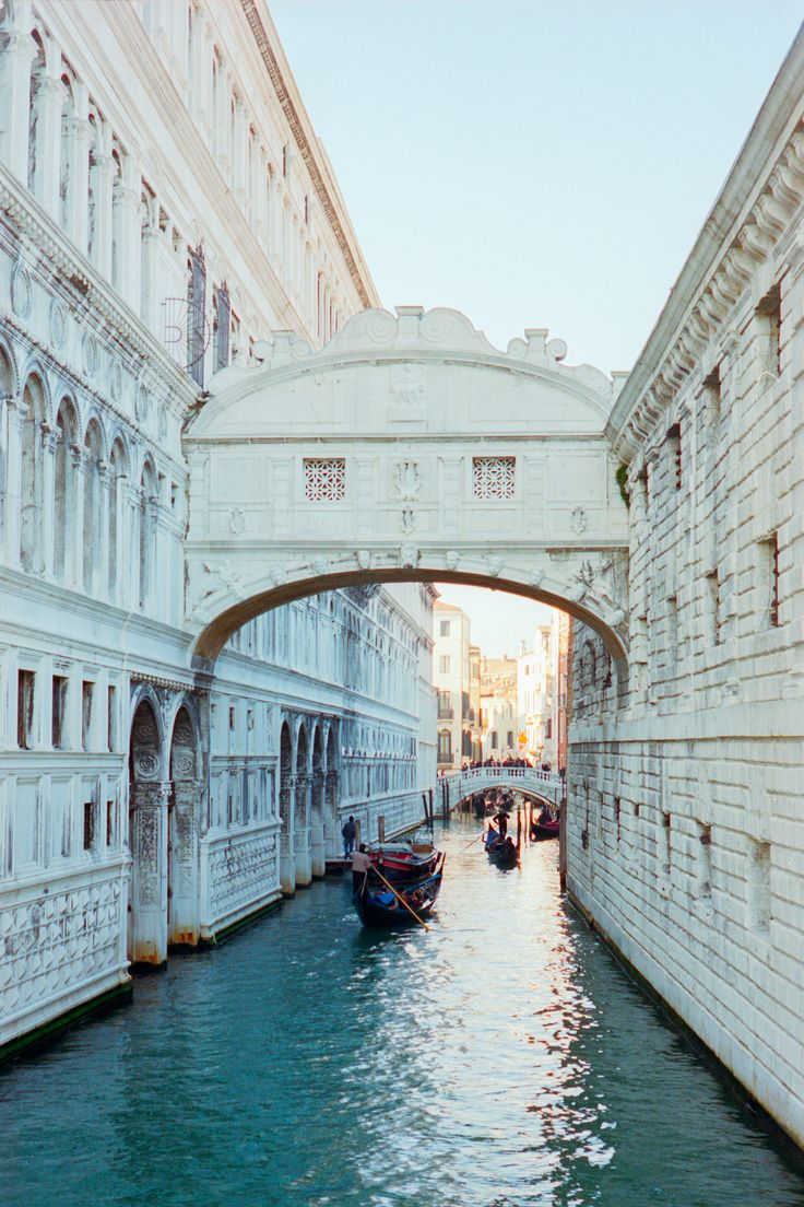 Market-Timing Strategy - Bridge of sighs, Venice, Italy