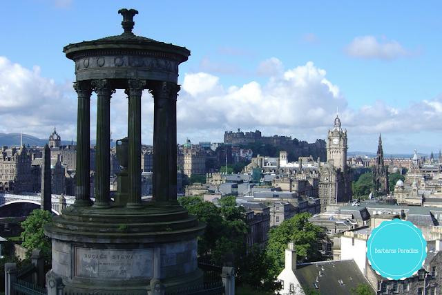 Lesetipps für Schottland-Fans - 7 Buchtipps, die euch nach Schottland entführen - Edinburgh