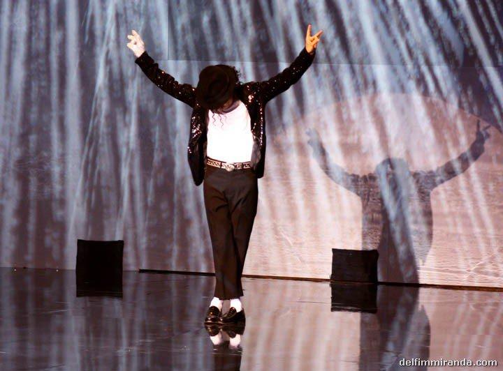 Delfim Miranda - Michael Jackson Tribute - Special Appearence on TV - RTP / Freemantle