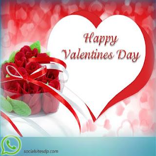 Happy Valentines Day 2017 WhatsApp DP