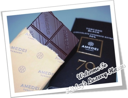 boxup chocolates amedei toscano black