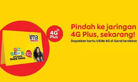 GRATIS!! - Cara Upgrade Kartu SIM Indosat dari 3G ke 4G
