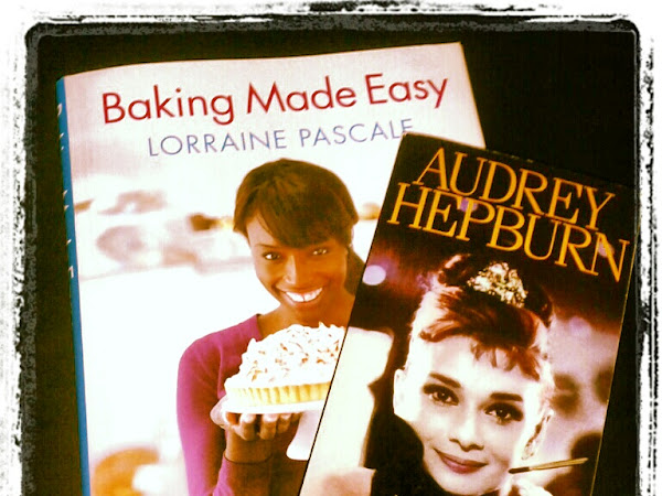 Baking and biographies!