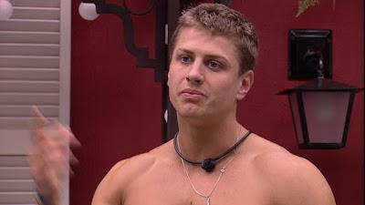 BBB20: Lucas: 'Se não sair o Petrix ou nenhum de nós, a gente fica grandão'