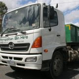 waste bin hire, waste removal services