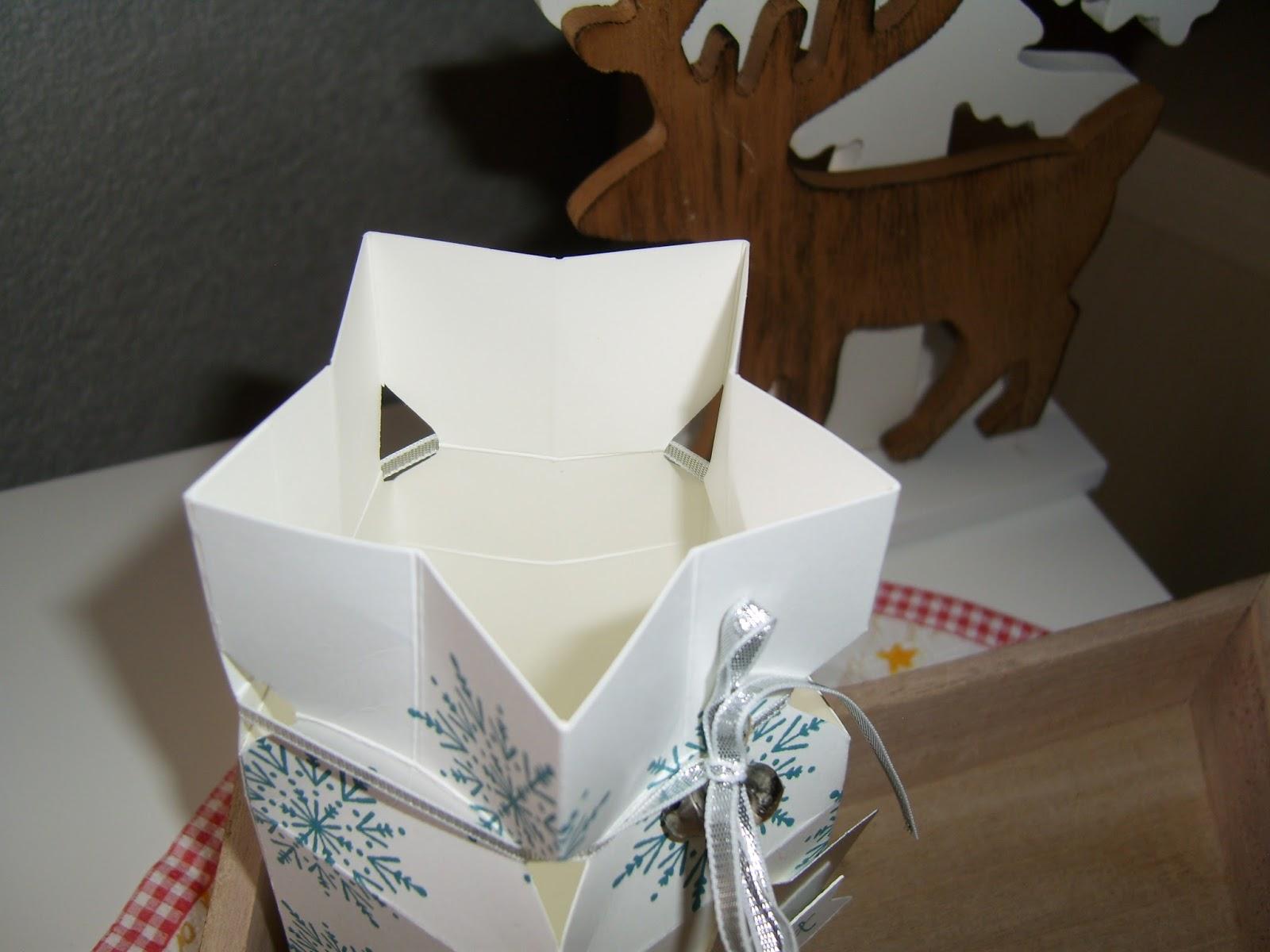 Geschenketüten in Sternenform für Weihnachtsgeschenke :-) - Anjas ...