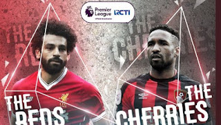 Prediksi Liverpool vs Bournemouth - Sabtu 14 April 2018