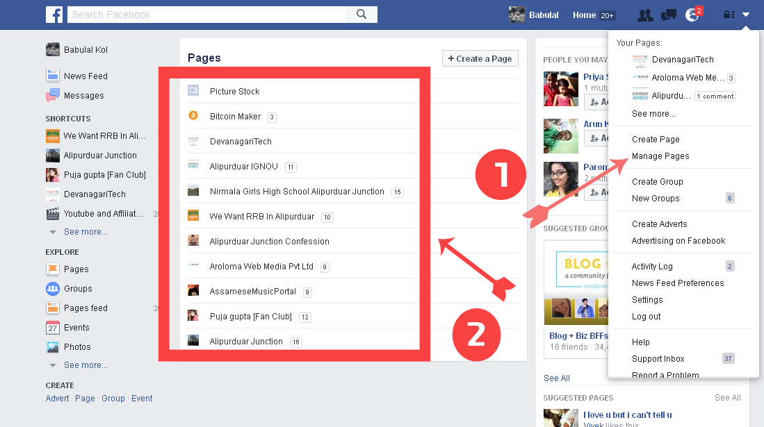Facebook Page Pe Auto Reply Kaise Set Kare : Full Guide - Devanagari
