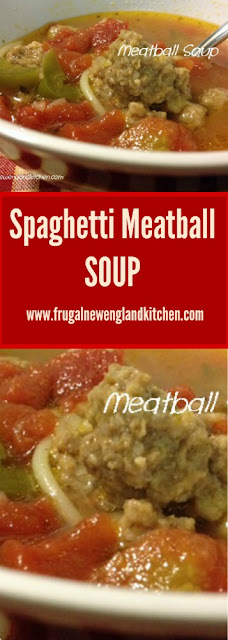 Italian Wedding Soup with Meatballs