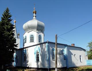 Межова. Церква Успіння Пресвятої Богородиці