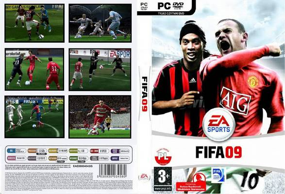 FIFA 09 PC Full Version Download