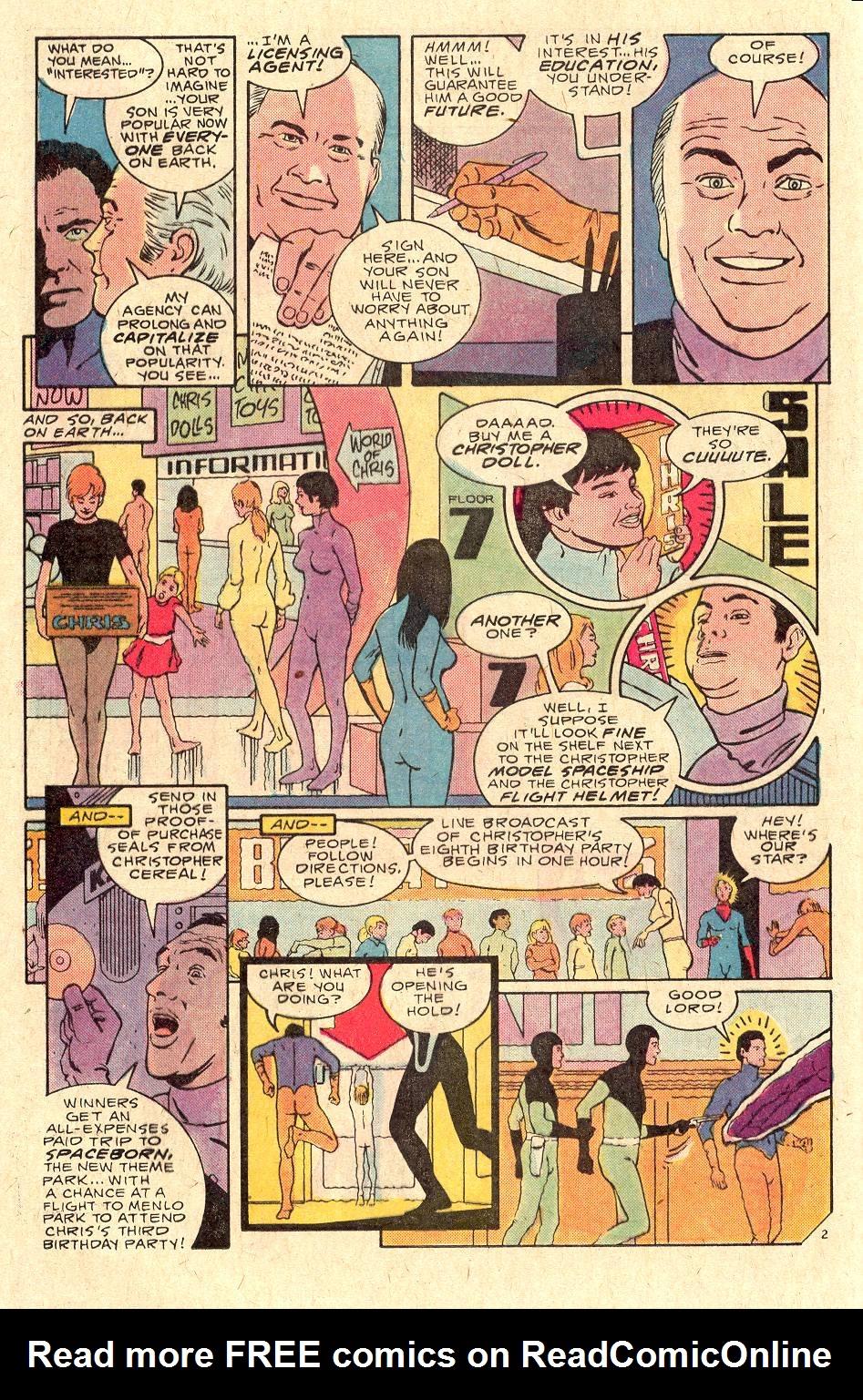 Read online Secret Origins (1986) comic -  Issue #43 - 31
