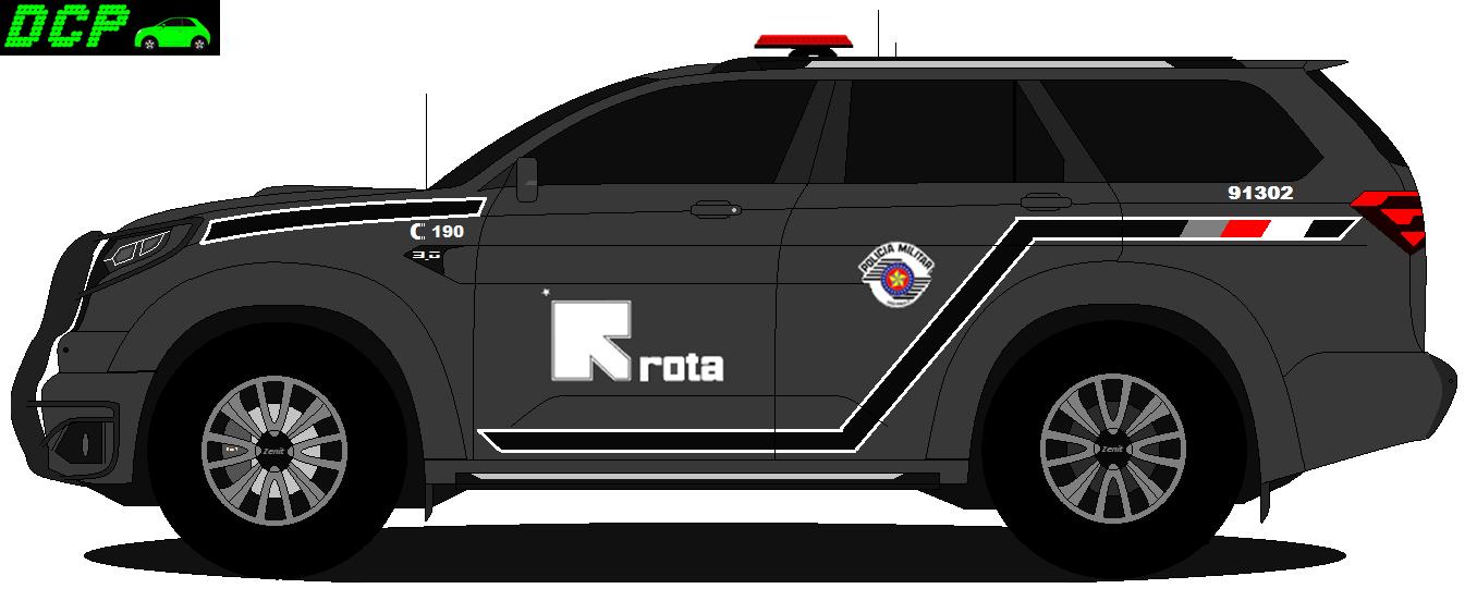 Os Super Carros de Policia , pelo Mundo.