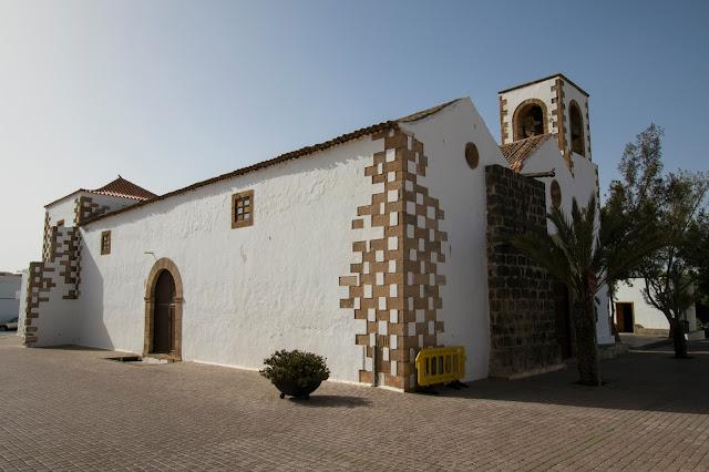 Chiesa di San Miguel a Tuineje-Fuerteventura