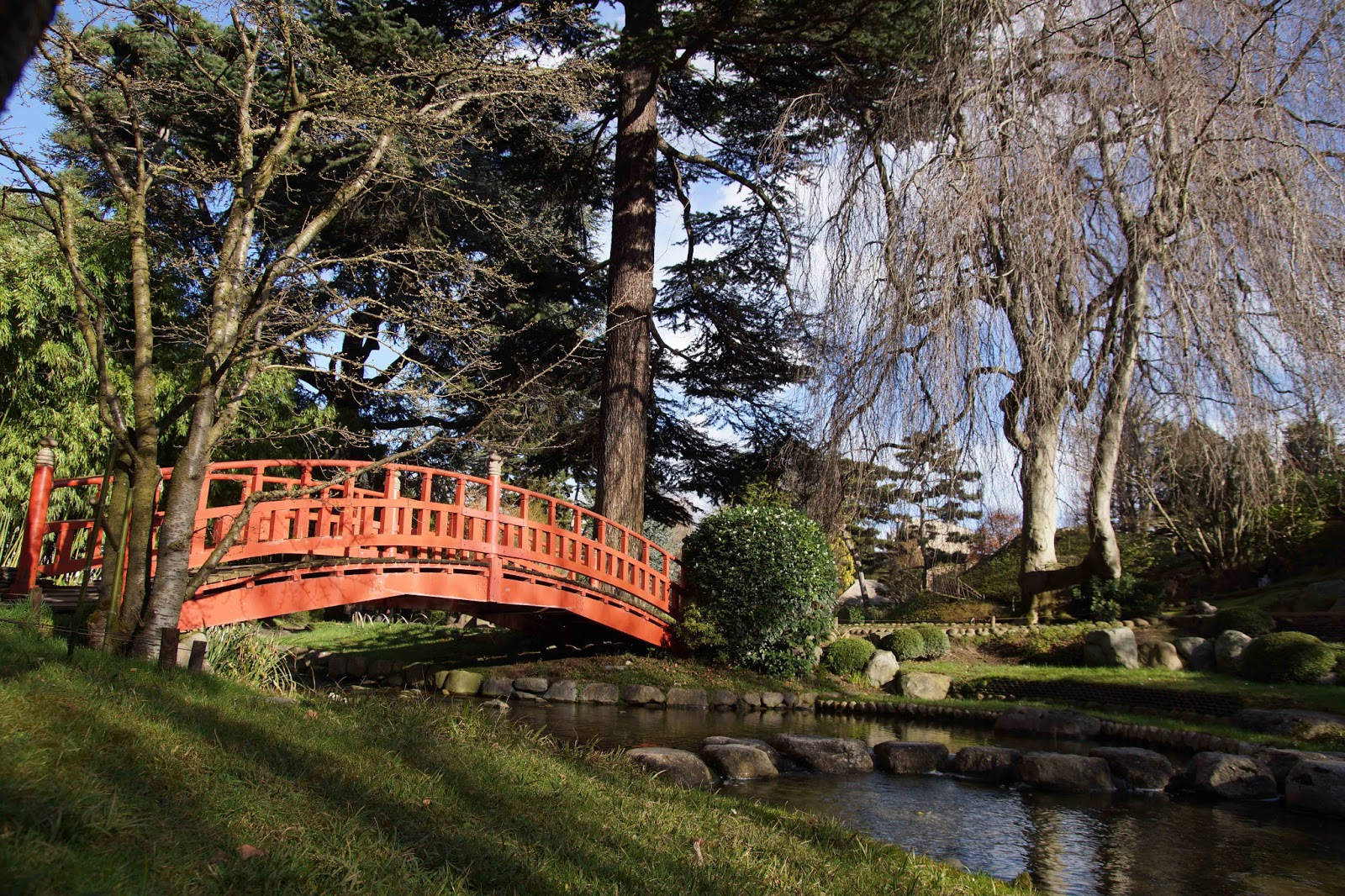 Europe au pif: Albert Kahn gardens